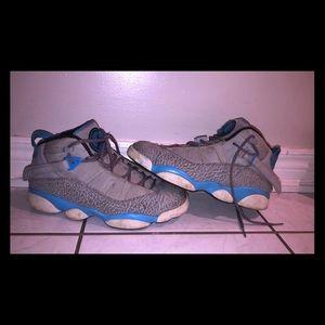 "Jordan 6 Rings ""Powder Blue Elephant"""